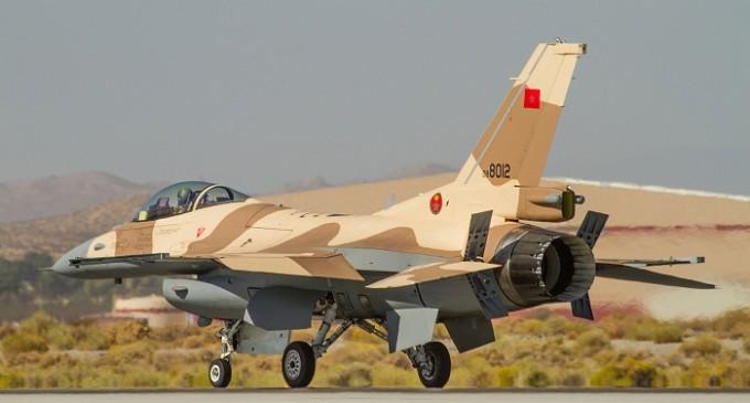 Scomparso F-16 marocchino durante i bombardamenti nello Yemen. Atteso annuncio tregua