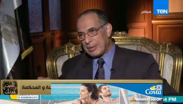 Dimesso il ministro della Giustizia egiziano per una gaffe sui poveri