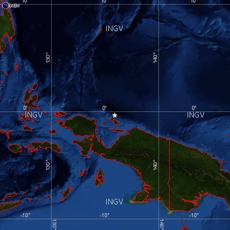 Violento terremoto colpisce l'Indonesia: magnitudo 6.3 . Rischio Tsunami?