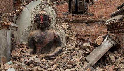Nuova terribile scossa di terremoto in Nepal, di magnitudo .7.3