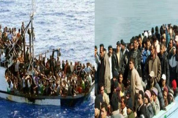 4000 migranti arrivati in Italia. Raccolti anche 10 morti