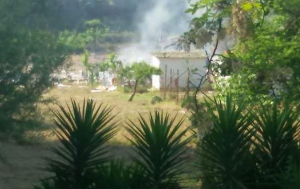 Due morti e sei feriti causati dall'esplosione di una fabbrica di fuochi artificiali
