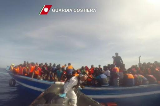 L'Europa riunita per l'opzione militare in Libia contro i trafficanti di migranti