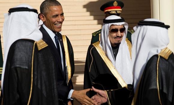 """""""Sgarbo"""" del re saudita ad Obama: non andrà al vertice Usa- paesi arabi alleati"""