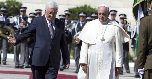 """Il Vaticano firma il """"concordato"""" con lo Stato palestinese"""