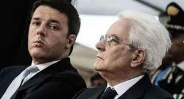 Sergio Mattarella ha promulgato l'Italicum. Renzi festeggia, ma….