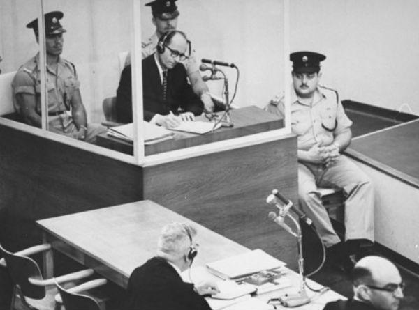 Rivelato in Israele: Eichmann ricevette la visita segreta della moglie prima di essere giustiziato