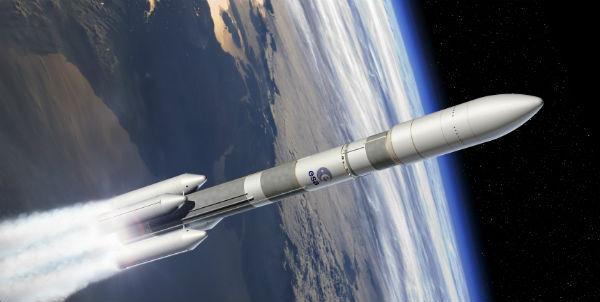 Il consorzio Aribus vuole recuperare gran parte dei missili Ariane e farci nuovi lanci