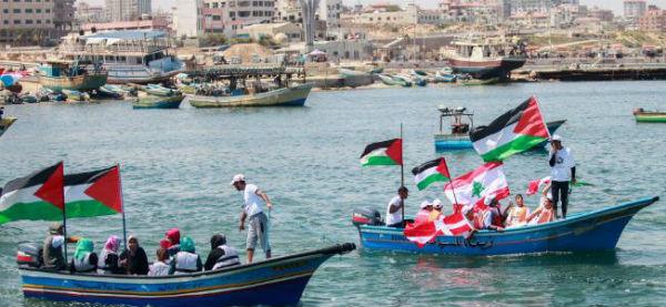 Israele intercetta nave di pacifisti diretta a Gaza