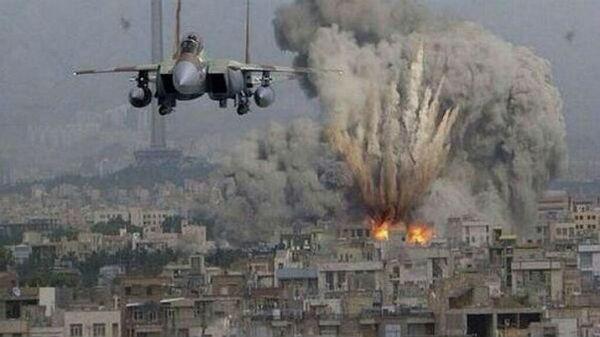 Israele bombarda Gaza: nessuna vittima. Ritorsione per lanci di razzi dell' Isis