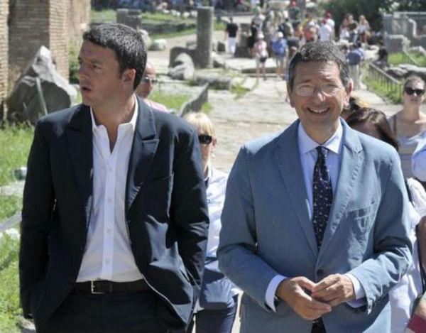 Il Diluvio universale di Mafia capitale investe anche i vertici romani del Pd e un sottosegretario