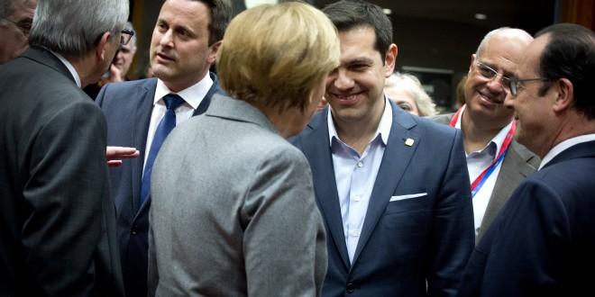 Grecia presenta piano di rientro dal debito all'Europa