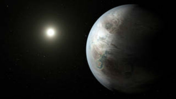 Trovato pianeta che potrebbe essere un'altra Terra. Peccato che sta a 1.400 anni luce da noi