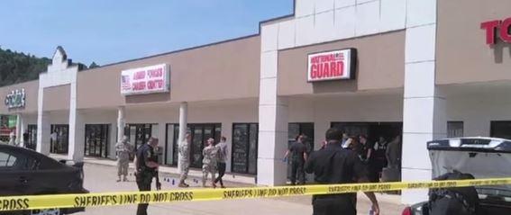 Usa: sparatoria contro struttura dei marines con quattro morti. Notizie contraddittorie sul cecchino di origini arabe
