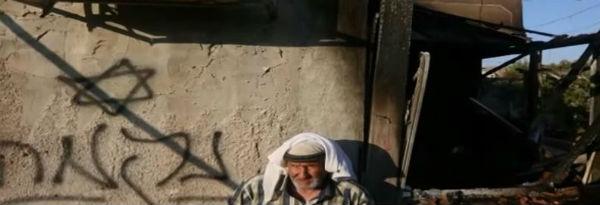 Rabbia palestinese per il bimbo di 18 mesi bruciato vivo da coloni israeliani