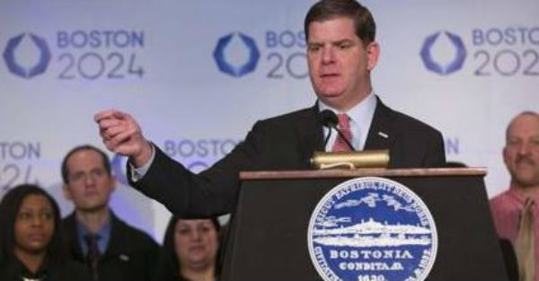 Clamorosa decisione di Boston: ritira la candidatura per Olimpiadi  2024