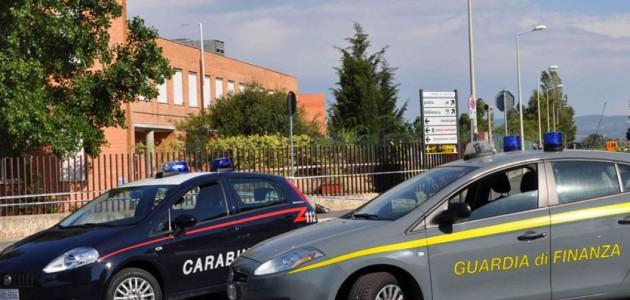 Grande operazione in corso contro le scommesse illegali gestite dalla 'Ndrangheta . 41 arresti