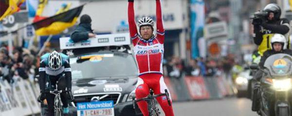 Torna ombra doping sul ciclismo. Luca Paolini escluso dal Tour