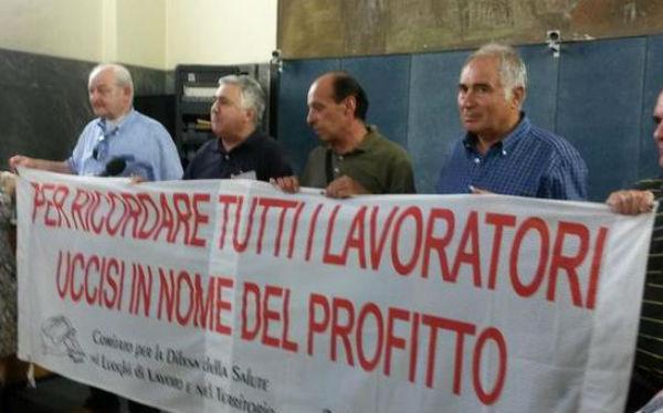Pirelli: pesanti condanne per 24 morti provocati dall'amianto nelle fabbriche milanesi del gruppo