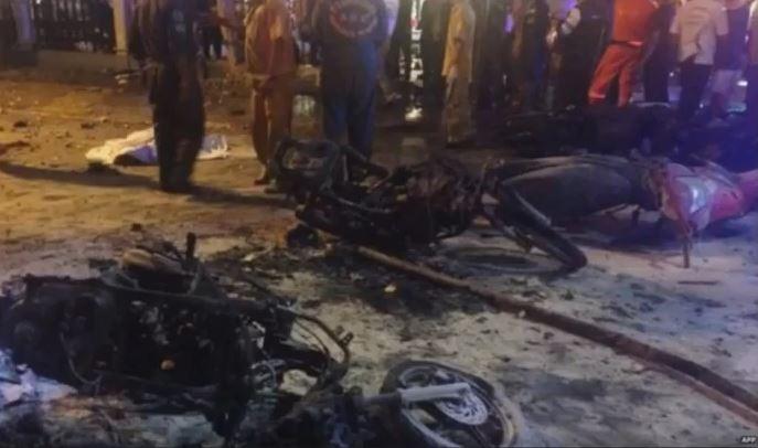 Thailandia: si segue pista politica per l'attentato di Bangkok. Filmato un sospetto