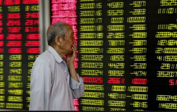 Tracollo delle borse. Shanghai, -8%, trascina tutte al ribasso