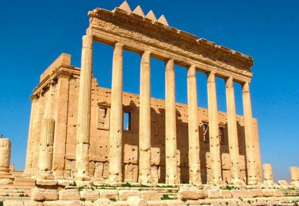 Siria: Isis compie altre distruzioni a Palmyra. Distrutto il tempio di Bel