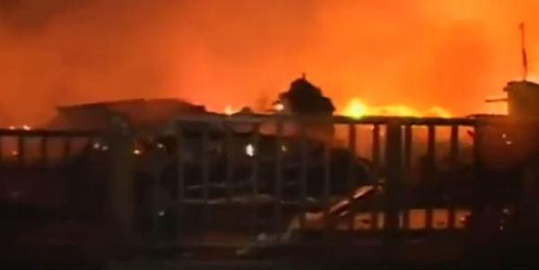 Almeno 42 i morti per l'esplosione di Tianjin al sud di Pechino. Salta nel porto in aria nave carica di esplosivi