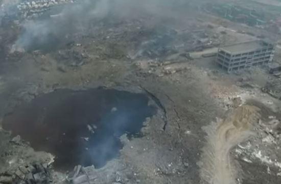 Tianjin: sfollati interi quartieri per il pericolo cianuro nell'aria. I morti saliti a 112