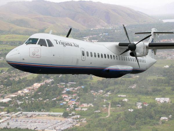 Aereo con 54 a bordo disperso sull'Isola di Papua. La compagnia è sulla lista nera dell'Unione Europea