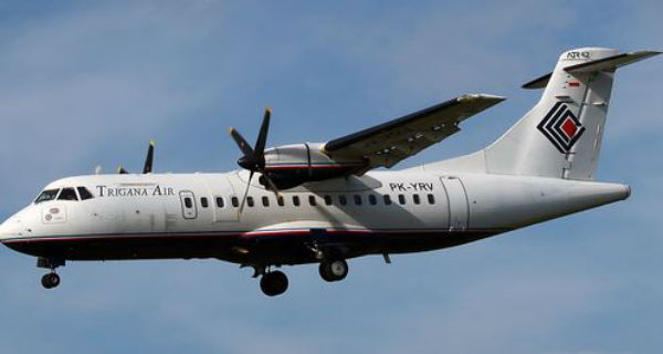 Papua: ritrovati i rottami dell'aereo indonesiano scomparso con 54 a bordo