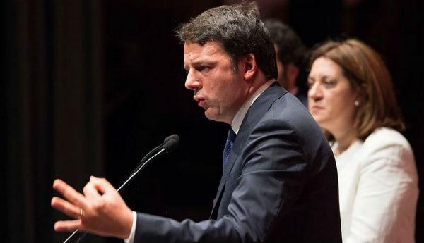 Renzi risponde sferzante a Bruxelles: decidiamo noi quali tasse tagliare. Via quella sulla casa