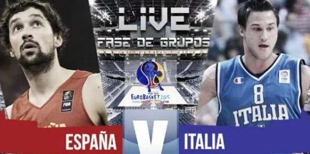 Incredibile Italia del basket. Battuta la Spagna stellare 105 a 98