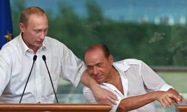 Ucraina: Berlusconi è indesiderato. Troppo amico di Putin. Ma dietro c'è anche un mare di petrolio?