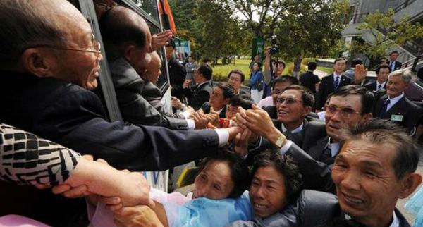 Le due Coree autorizzano un nuovo incontro tra le famiglie divise dalla guerra