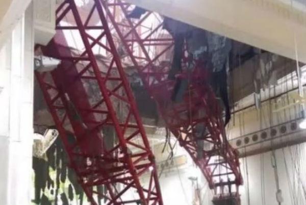 La Mecca: strage di pellegrini per la gru crollata sulla Moschea. 87 i morti, 154 feriti