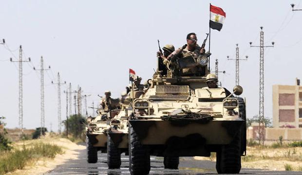 Sinai :imponente operazione egiziana antiterrorista. Uccisi 56 islamisti e catturati 156