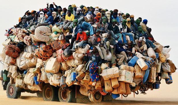 Migranti: il Pentagono Usa prevede 20 anni di crisi. Europa si smuove. Persino GB accoglierà profughi