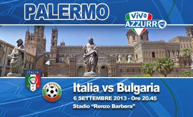 Italia si contenta di un solo gol alla Bulgaria. Tanto gioco, poche reti