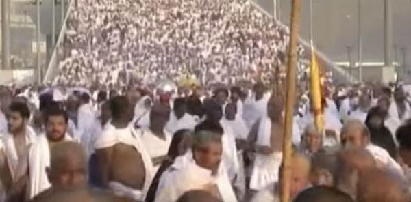 Arabia Saudita: sarebbero stati più di 1.000 i morti alla Mecca travolti dalla calca