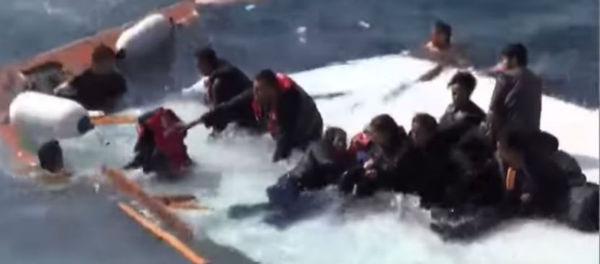 Migranti: 28 morti annegati in Grecia. 14 sono bambini. La Germania chiude le frontiere