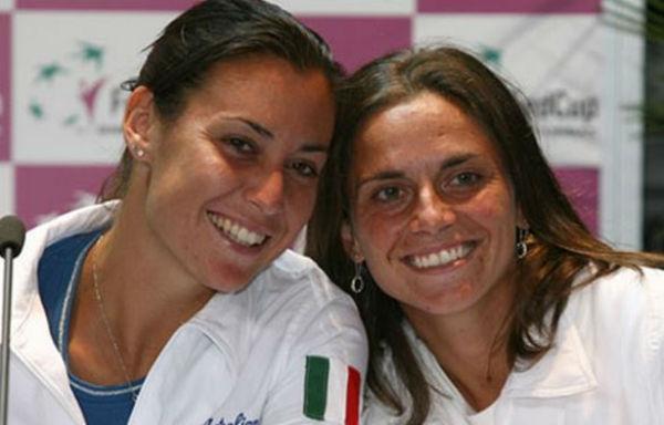 Due italiane per la prima volta in semifinale agli Open Usa di tennis