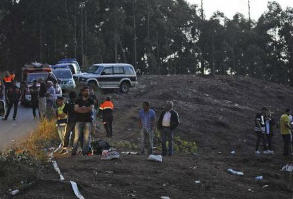 Spagna: auto sulla folla ad un rally. 6 morti tra cui donna incinta
