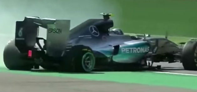 F1: tornano le Mercedes. In Giappone si riprendono la Pole. Primo è Rosberg