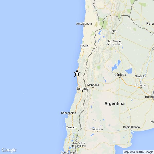 Cile: violentissimo terremoto di magnitudo 8.2 provoca vittime e allarme tsunami