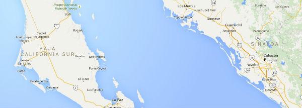 Violento terremoto nel Golfo di California. Magnitudo 6.7