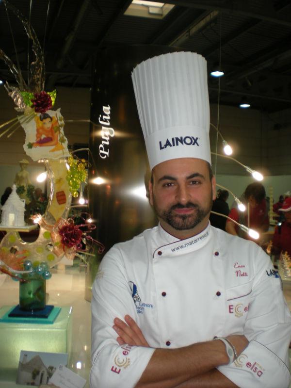 L'EVOLUZIONE DELLA GASTRONOMIA: la tradizione e la cucina di frontiera -intervista con lo Chef  Enzo Netti di Gianluca Scialanga