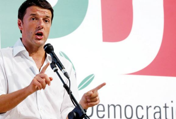 Renzi gioca all'attacco di Bruxelles sulla sua finanziaria, ma Merkel e Juncker non sono Verdini