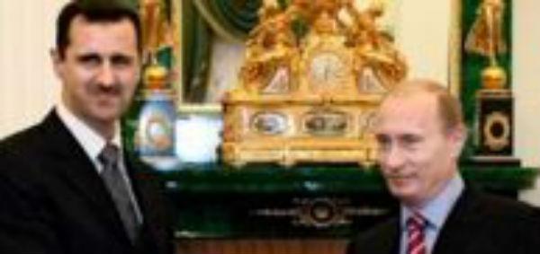 Assad vola a Mosca e incontra Putin uscendo dalla Siria per la prima volta