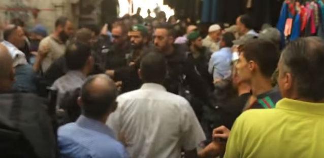 Gerusalemme chiusa per due giorni ai palestinesi non residenti nella Città Vecchia