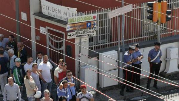 Ercolano: gioielliere rapinato fuori di una banca. Spara a due banditi e li uccide